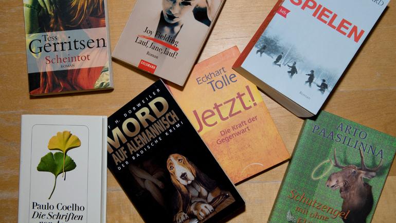 Kettenbrief Bücherwurm